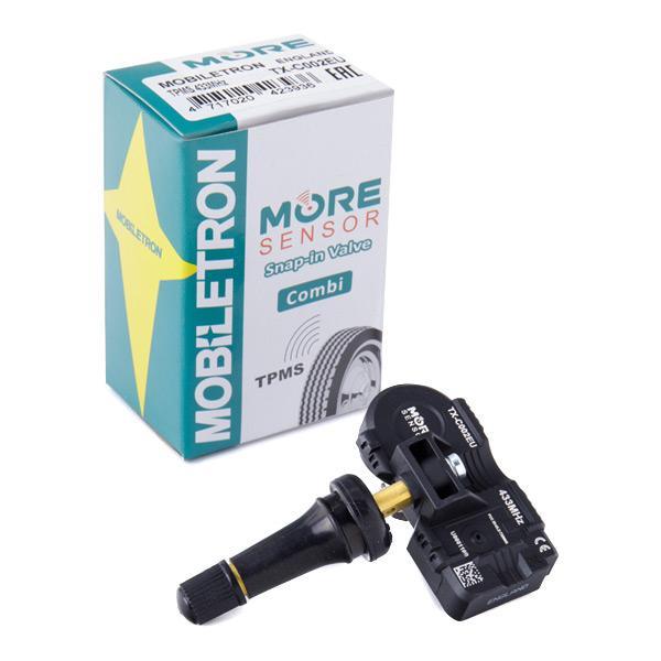 Hjulsensor, däcktryckskontrollsystem MOBILETRON TX-C002 låga priser - Handla nu!