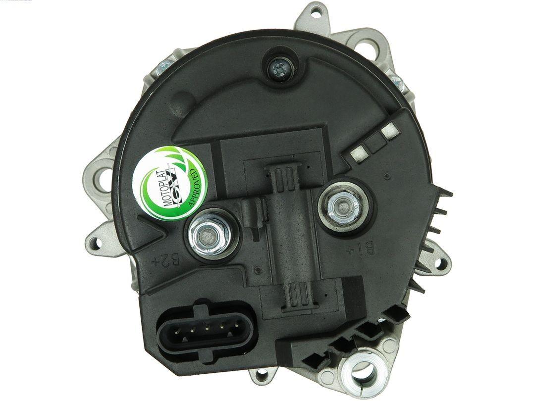 A0053SR Lichtmaschine Wiederaufbereitet | AS-PL | Lichtmaschinen AS-PL A0053SR - Große Auswahl - stark reduziert