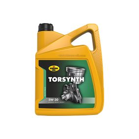 34452 KROON OIL TORSYNTH 5W-30, 5l, Synthetiköl Motoröl 34452 günstig kaufen