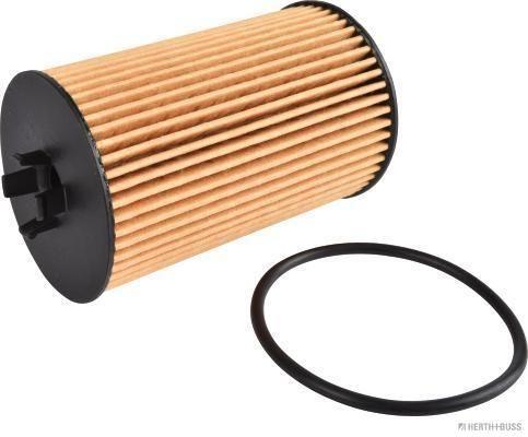 Opel SIGNUM 2008 Oil filter HERTH+BUSS JAKOPARTS J1310906: Filter Insert