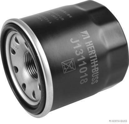 J1311018 Oil Filter HERTH+BUSS JAKOPARTS original quality