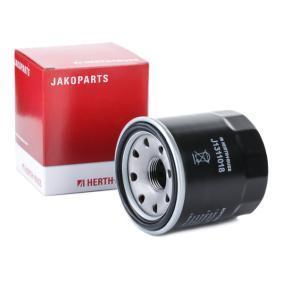 J1311018 HERTH+BUSS JAKOPARTS Filtro aparafusado Ø: 66mm Filtro de óleo J1311018 comprar económica