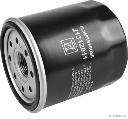 Motorölfilter HERTH+BUSS JAKOPARTS J1312011