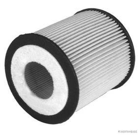 J1313025 HERTH+BUSS JAKOPARTS Filtereinsatz Innendurchmesser: 28mm, Ø: 68mm Ölfilter J1313025 günstig kaufen