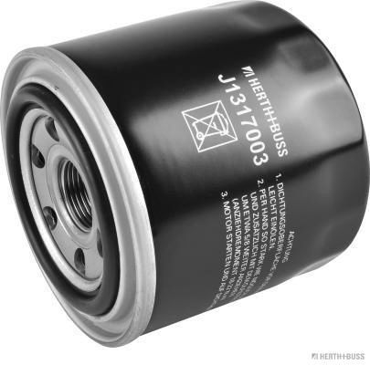 J1317003 Engine oil filter HERTH+BUSS JAKOPARTS - Cheap brand products