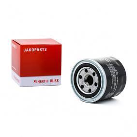 J1317003 HERTH+BUSS JAKOPARTS Filtro aparafusado Ø: 80mm Filtro de óleo J1317003 comprar económica