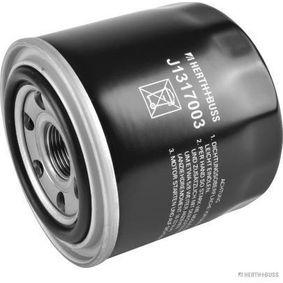 J1317003 Filtro de óleo HERTH+BUSS JAKOPARTS - Produtos de marca baratos