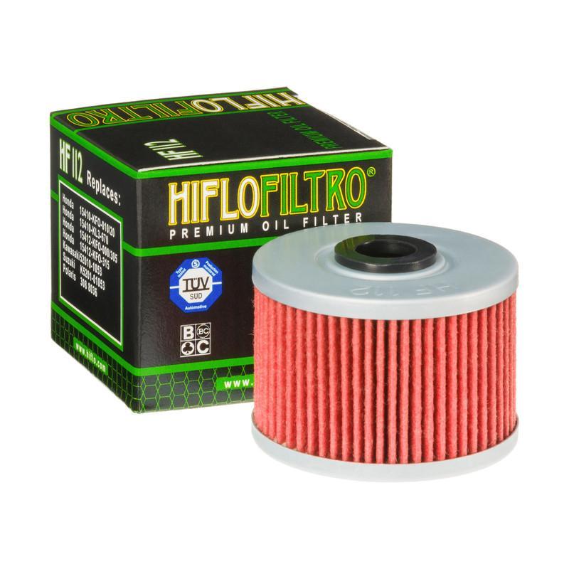 Alyvos filtras HF112 HifloFiltro — tik naujos dalys