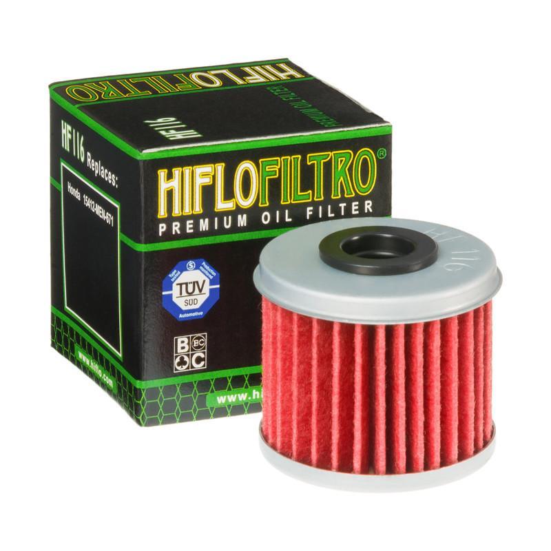 Oliefilter HifloFiltro HF116 CRF HONDA