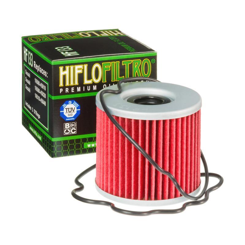 HifloFiltro Filtr oleju Wkład filtra HF133 SUZUKI