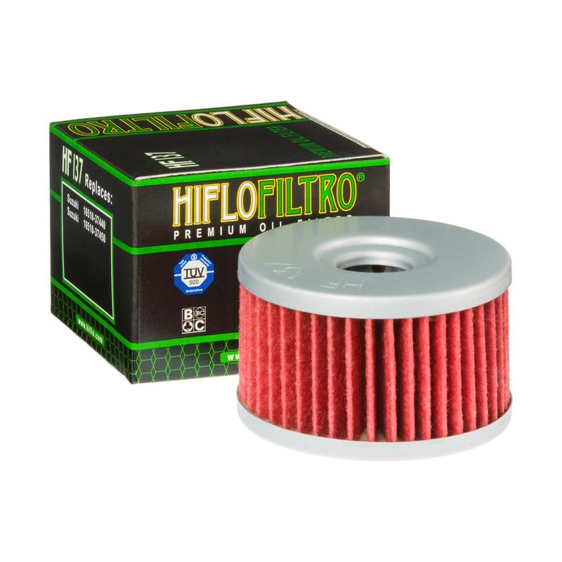 HifloFiltro Oljefilter Filterinsats HF137 SACHS