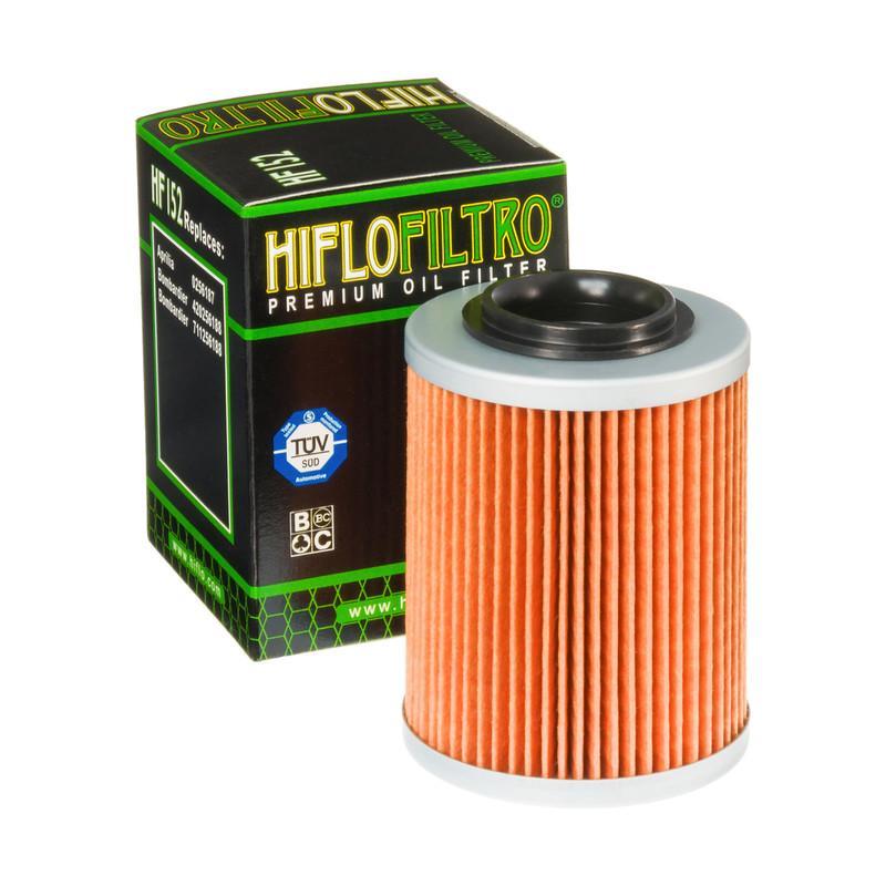 Alyvos filtras HF152 HifloFiltro — tik naujos dalys