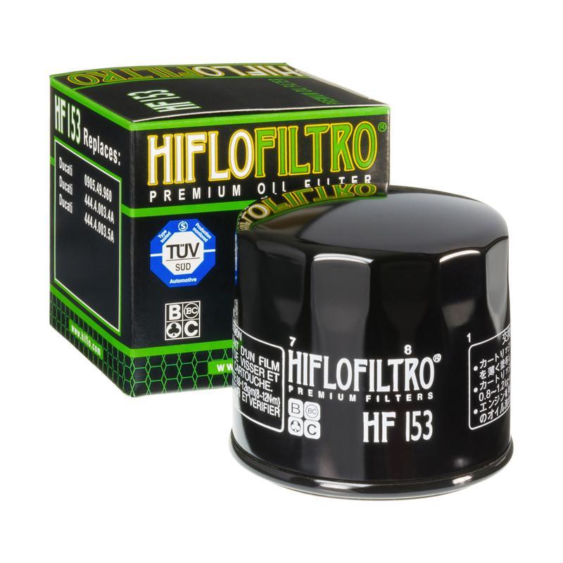 Alyvos filtras HF153 HifloFiltro — tik naujos dalys