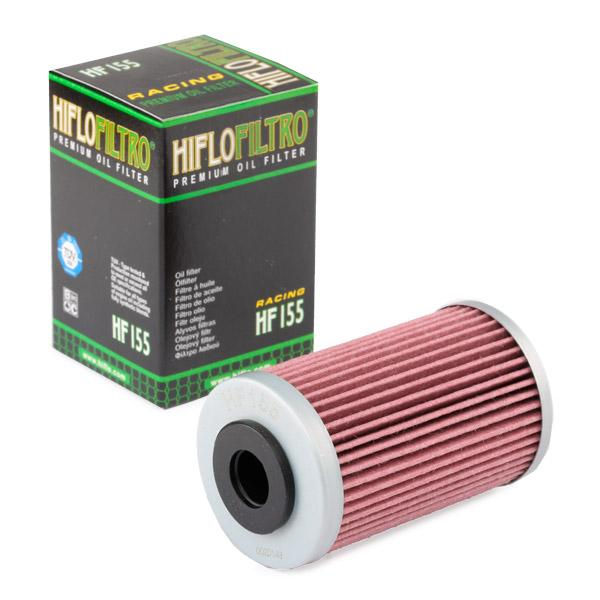 Alyvos filtras HF155 HifloFiltro — tik naujos dalys