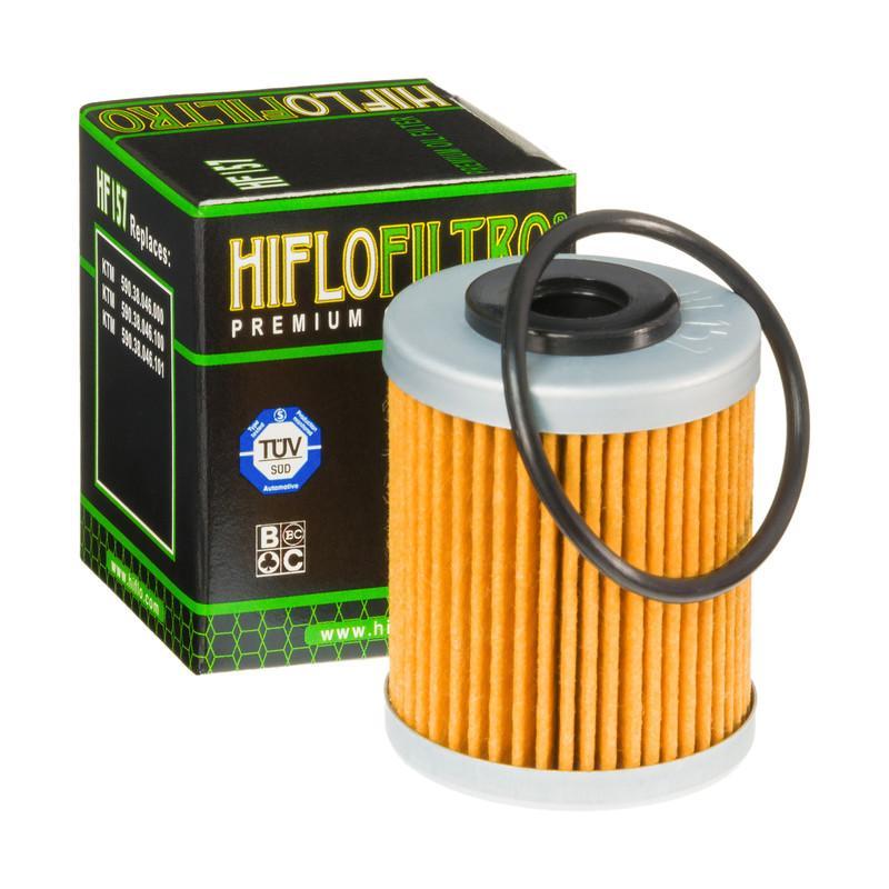 HifloFiltro Oljefilter HF157 KTM