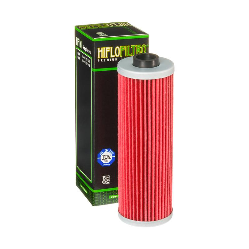HifloFiltro Filtr oleju Wkład filtra HF161 BMW