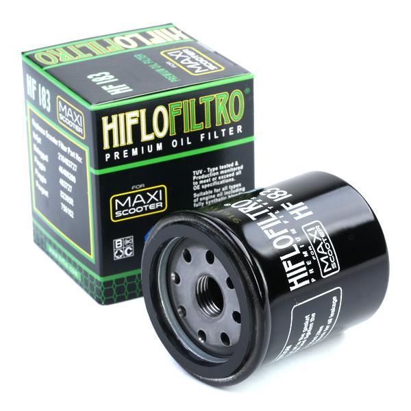 Filtr oleju HifloFiltro HF183 ZIP PIAGGIO