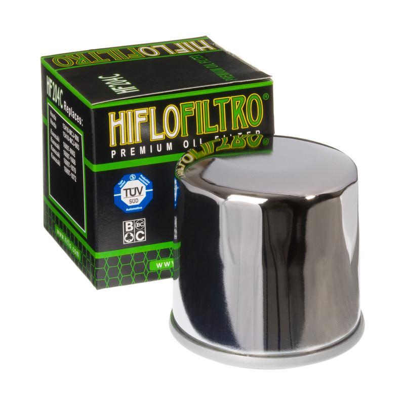 HifloFiltro Filtr oleju Filtr przykręcany HF204C HARLEY-DAVIDSON