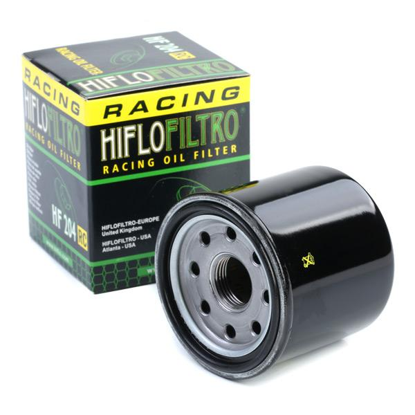 Moto HifloFiltro Anschraubfilter Ø: 65mm, Höhe: 64mm Ölfilter HF204RC günstig kaufen