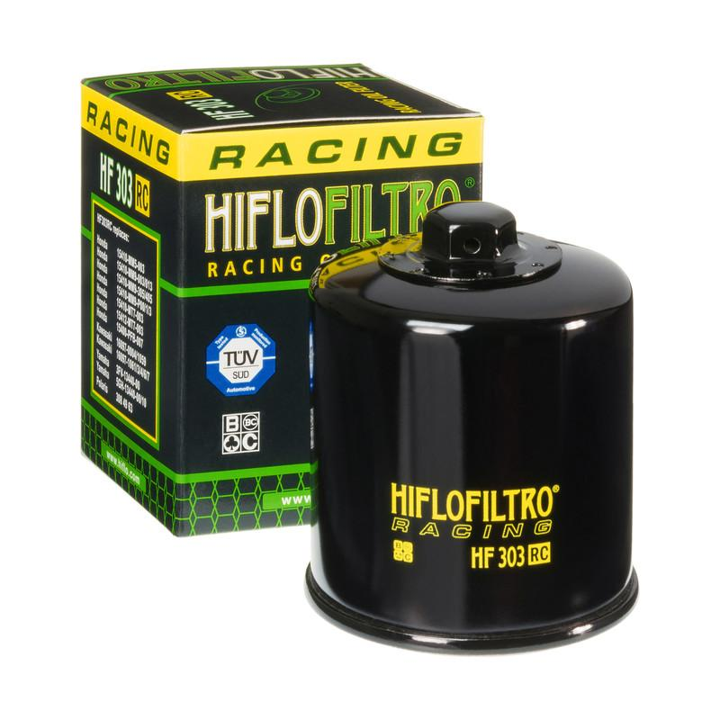 HifloFiltro Oljefilter Skruvfilter HF303RC YAMAHA