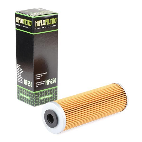 Filtru ulei HifloFiltro HF650 DUKE KTM