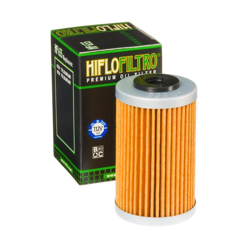 Filtr oleju HF655 w niskiej cenie — kupić teraz!