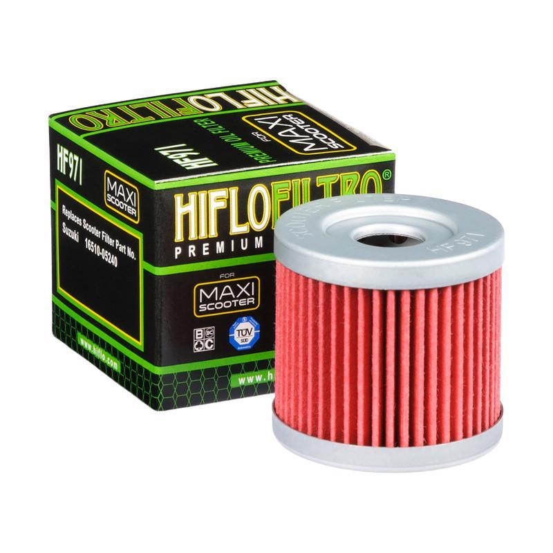 HifloFiltro Filtr oleju Wkład filtra HF971 SUZUKI