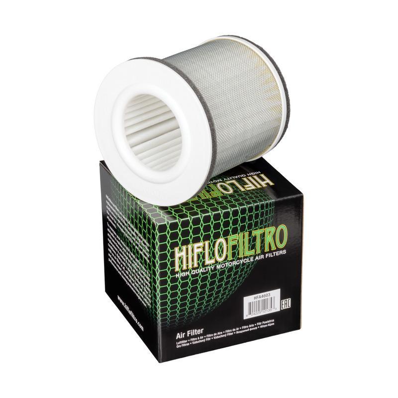 HifloFiltro Luftfilter kan endast monteras med originalhållare HFA4603 YAMAHA