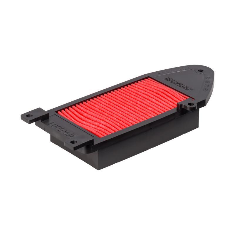 HifloFiltro Vzduchový filtr lze montovat pouze s originálním uchycením HFA5001 KYMCO