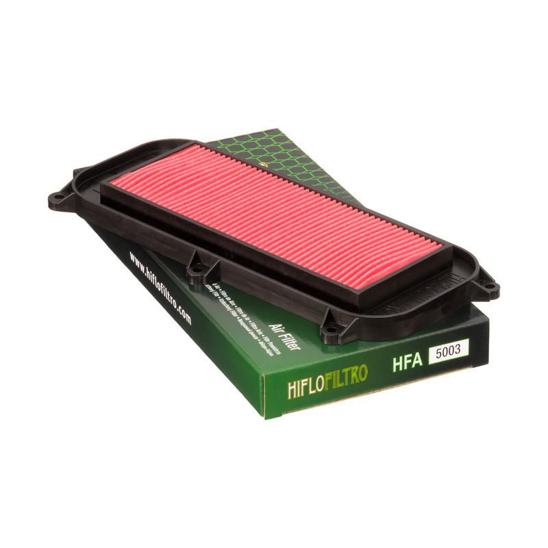 HifloFiltro Vzduchový filtr lze montovat pouze s originálním uchycením HFA5003 KYMCO