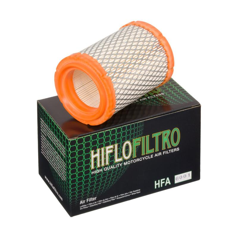 HifloFiltro Filtr powietrza montowany tylko z oryginalnymi mocowaniami HFA6001 DUCATI
