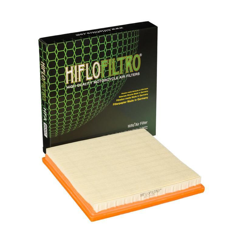 HifloFiltro Vzduchový filtr lze montovat pouze s originálním uchycením HFA6002 DUCATI