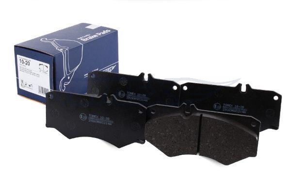 TOMEX brakes | Bremsbelagsatz, Scheibenbremse TX 10-20