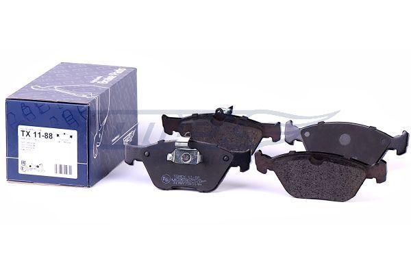 Original OPEL Bremsbelagsatz TX 11-88