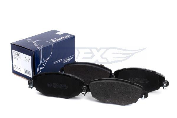 TX12-58 Bremsklötze TOMEX brakes Erfahrung