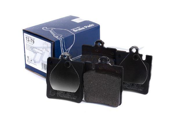 TX 12-79 Bremsbelagsatz TOMEX brakes - Markenprodukte billig