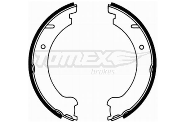 TOMEX brakes: Original Trommelbremse TX 21-69 (Breite: 25mm)