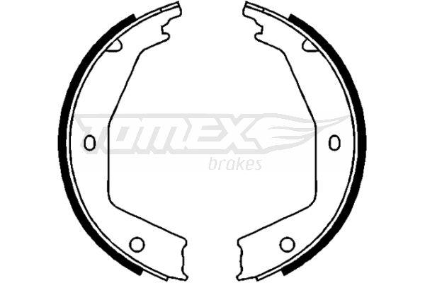 Original FIAT Bremsbacken TX 21-97