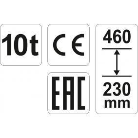 YT-17004 Wagenheber YATO - Markenprodukte billig