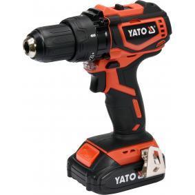 YT-82794 YATO Batterie-Kapazität: 2Ah, mit Batterie, Drehzahl bis: 6001/min, Drehzahl bis: 20001/min, Drehmoment bis: 42Nm Akkuschrauber YT-82794 günstig kaufen
