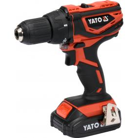 YT-82782 YATO Batterie-Kapazität: 2Ah, mit Batterie, Drehzahl bis: 4401/min, Drehzahl bis: 16501/min, Drehmoment bis: 40Nm Akkuschrauber YT-82782 günstig kaufen