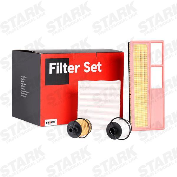 SKFS1880167 Filter Set STARK SKFS-1880167 - Huge selection — heavily reduced