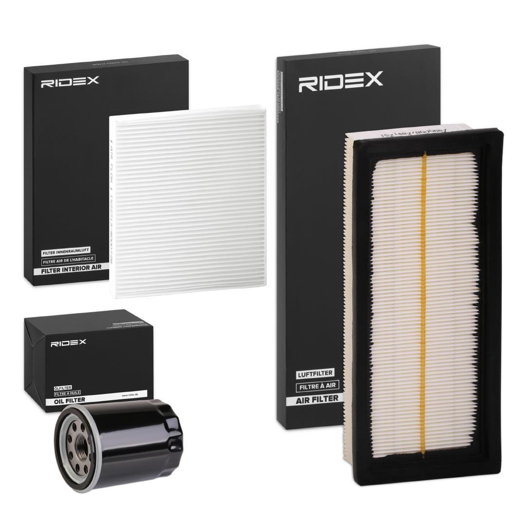 RIDEX   Filter Set 4055F0169