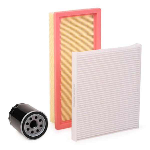 4055F0169 Filter-Satz RIDEX - Markenprodukte billig