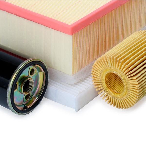 4055F0173 Filter-Satz RIDEX - Markenprodukte billig