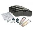 Kit pastiglie freno, Freno a disco KNORR-BREMSE K046772K50 per DAF: acquisti online
