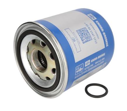 KNORR-BREMSE Wkład osuszacza powietrza, instalacja pneumatyczna do MITSUBISHI - numer produktu: K102196