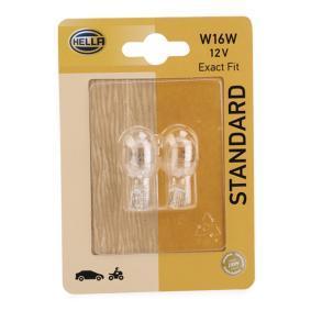W16W12VB2 HELLA Glühlampe 8GA 008 246-003 günstig kaufen