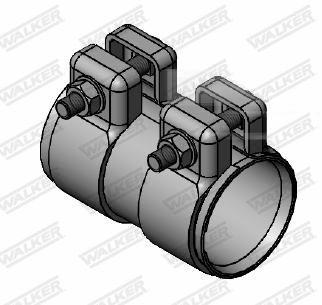 82104 WALKER Rohrverbinder, Abgasanlage 82104 günstig kaufen