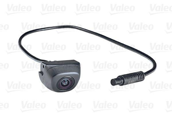 632218 VALEO 12V, schwarz, ohne Sensor Rückfahrkamera, Einparkhilfe 632218 günstig kaufen